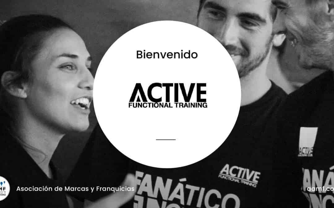 Nuevo socio: ACTIVE FUNCTIONAL TRAINING