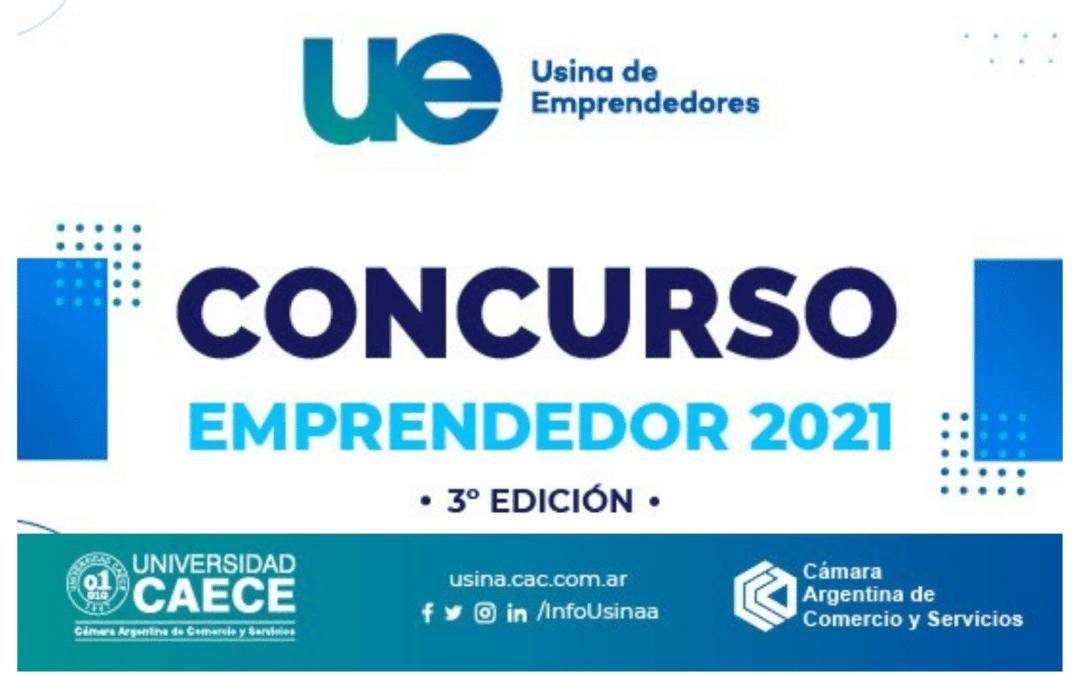 Usina de Emprendedores: Concurso Emprendedor 2021