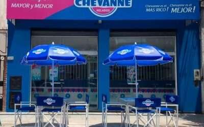 Chevanne Helados, de Quilmes a todo el país