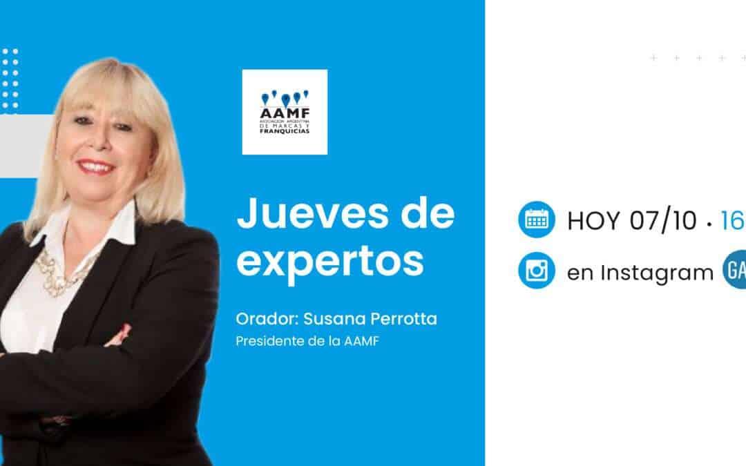 Entrevista a Susana Perrotta, Presidente de la AAMF